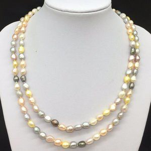 Honora Genuine Cultured Freshwater Pearl Necklace